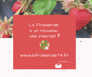 Site internet LaFraiseraie74